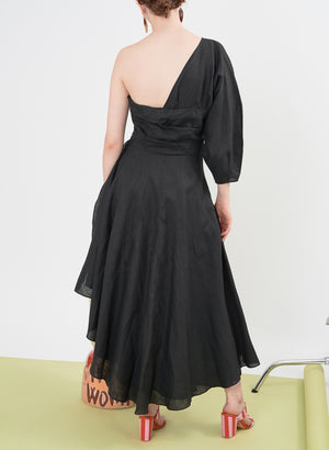 Tipple Dress, Black