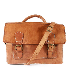 CARMEL-BUCKLE-MESSENGER