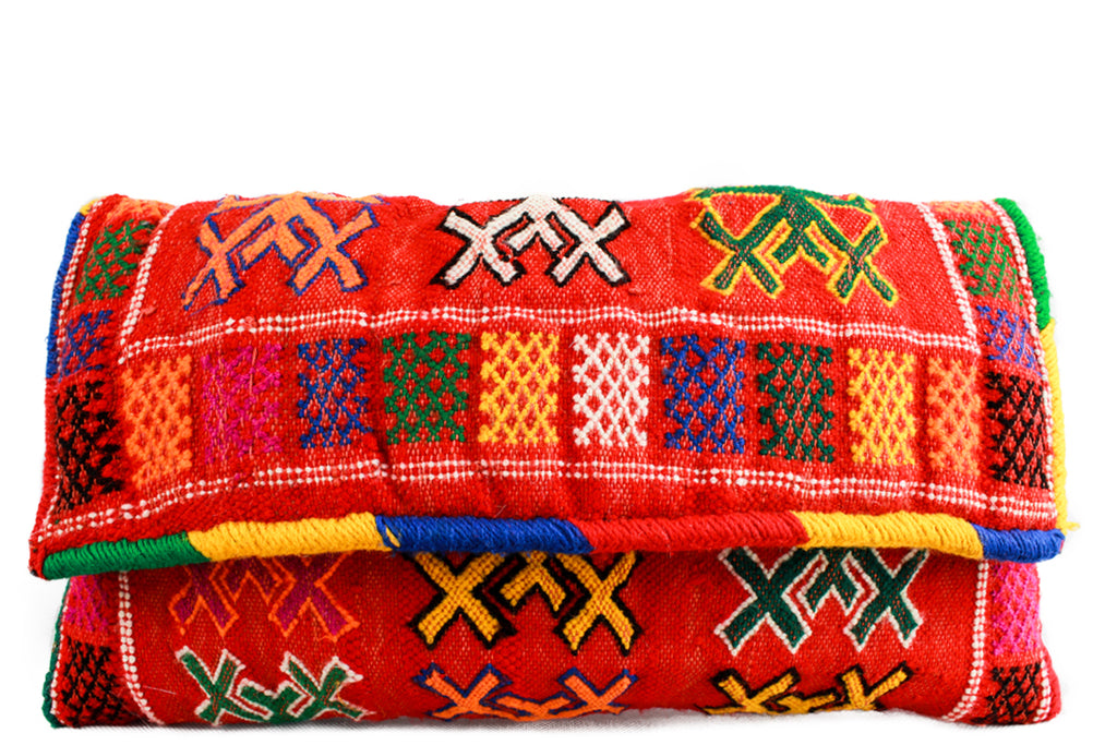 SAFI-clutch-Moroccan-handmade-wool-MoroccansWay