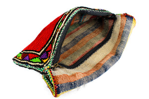 GAMBLE-clutch-Moroccan-handmade-wool-MoroccansWay