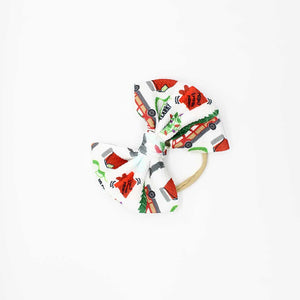Christmas Vacation Bow