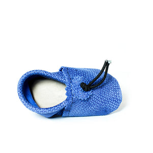 Bluebird Leather baby Moccasins