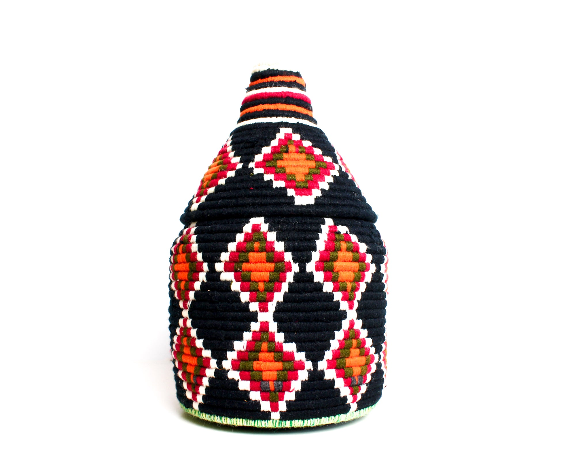 black Zuri Berber Basket