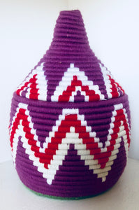 Starfish Berber Basket