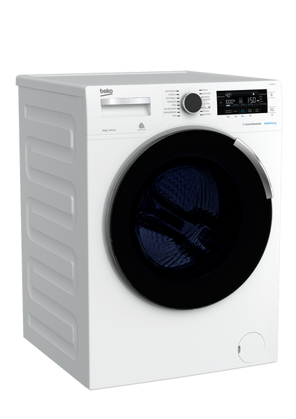Beko 10kg Front Load Washing Machine with Autodose | BFL103ADW