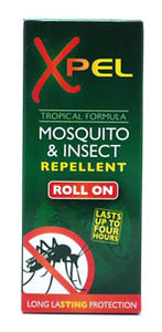 XPEL MOSQUITO & INSECT ROLL ON