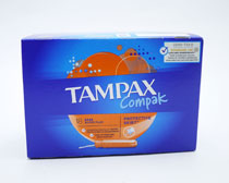 TAMPAX COMPAK SUPER PLUS
