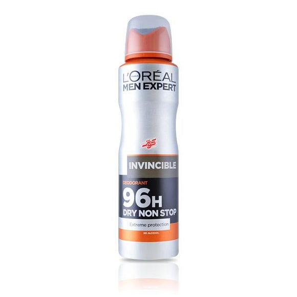 LOREAL MEN EXPERT DEO INVINCIBLE 96 HR