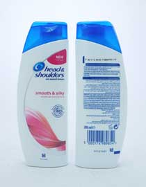 Head & Shoulders Smooth & Silky 200 ml