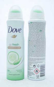 DOVE A/P DEODORANT CUCUMBER WOMEN