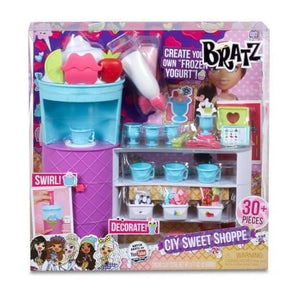 Bratz Create it yourself isbutik - Besto.dk