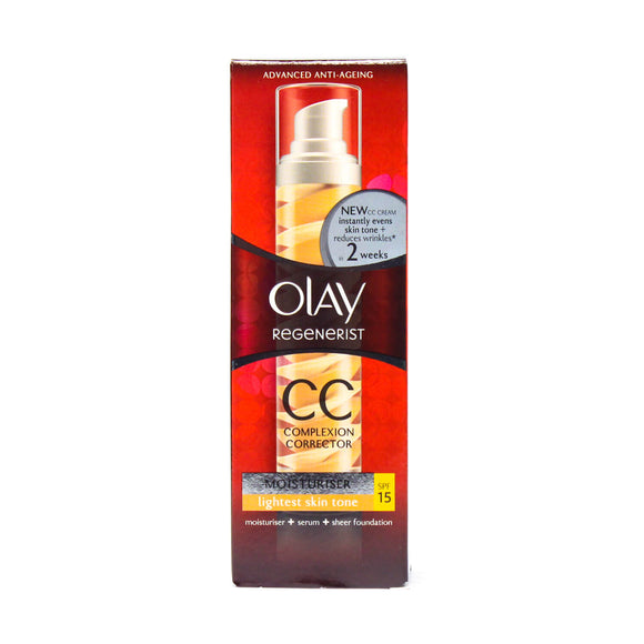 Olay Regenerist CC Cream Fair