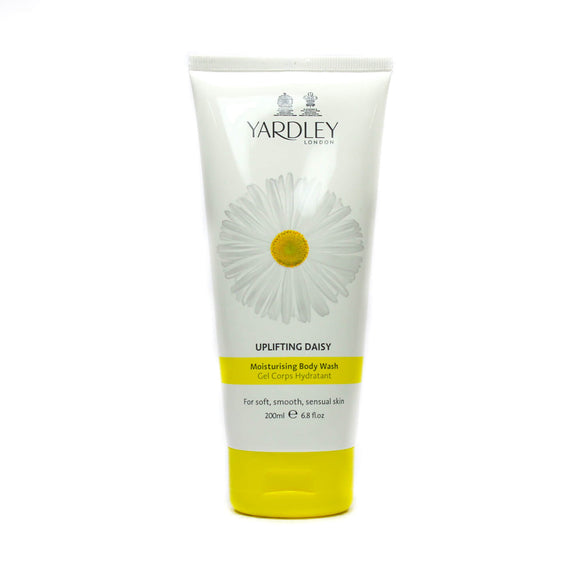 Yardley uplifting daisy london bodywash for women