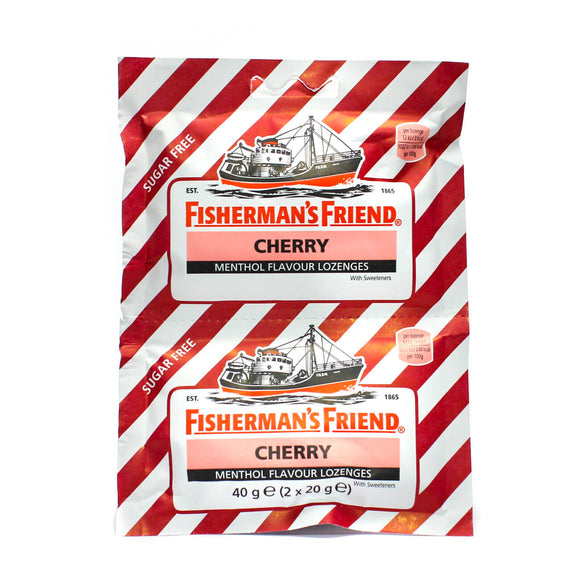 Fishermans Friends Cherry