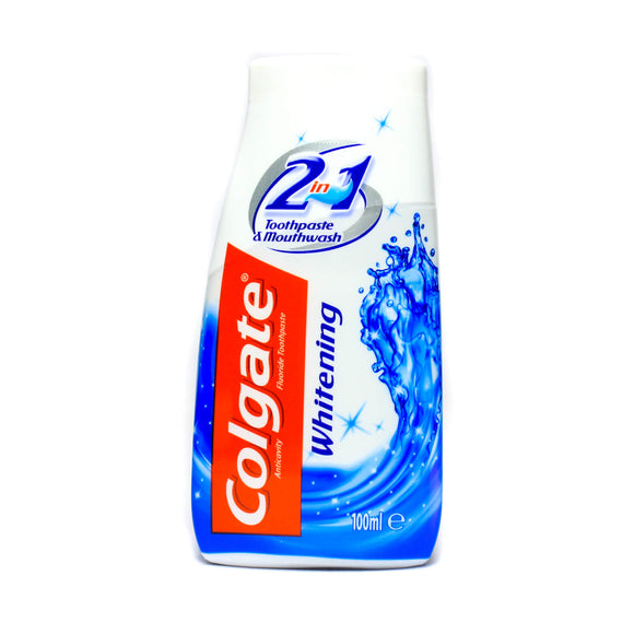 Colgate Whitening 2i1 - 100ml