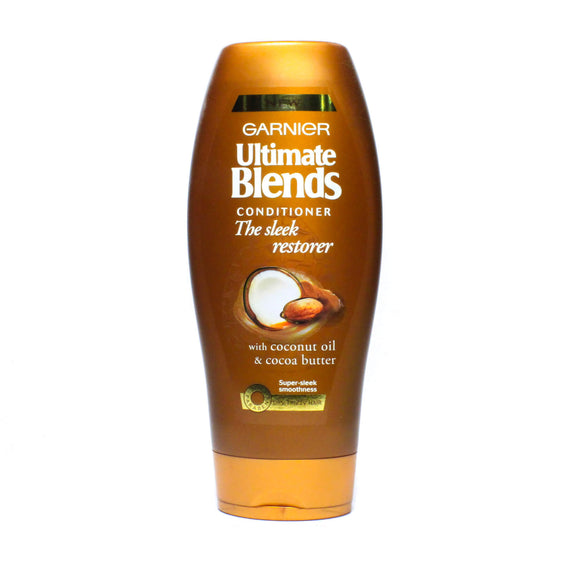 GARNIER ULTIMATE BLENDS COND SLEEK RESTORE
