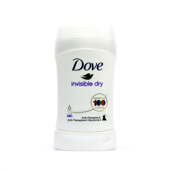 Dove Invisible Dry  deo  roll on