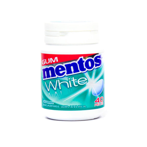 Mentos White Spearmint
