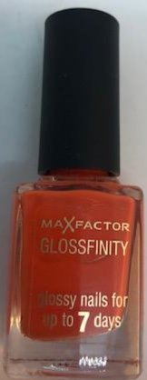 Max factor neglelak orange