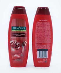 PALMOLIVE SHAMPOO BRILLIANT COLOUR POMEGRANATE
