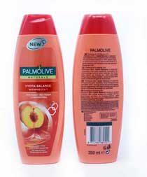 PALMOLIVE 2IN1 HYDRA PEACH