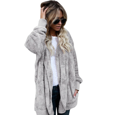 Hooded Cardigans
