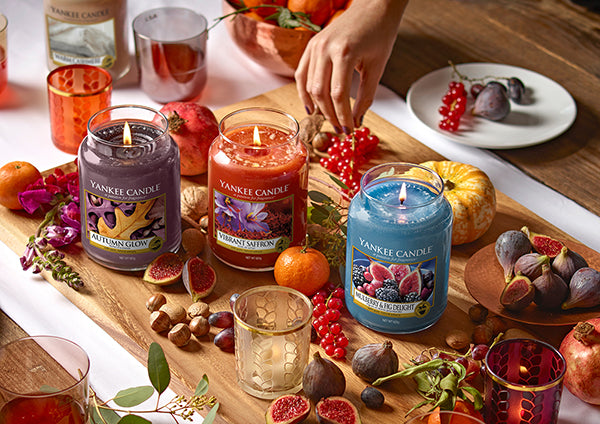 Scented Candles and Candle Supplies in Singapore