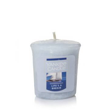 Life's A Breeze Samplers Votive Candle