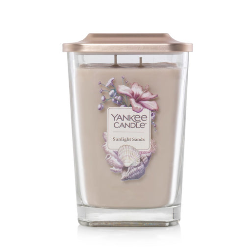 Sunlight Sands Large 2-Wick Square Candle