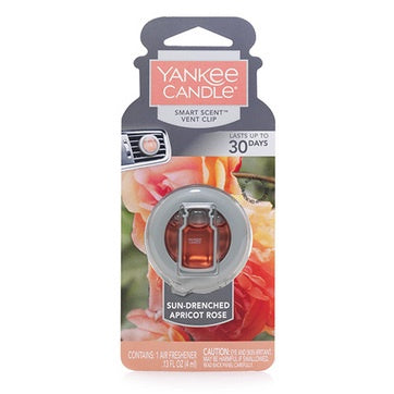 Sun Drenched Apricot Rose Smart Scent Vent Clip