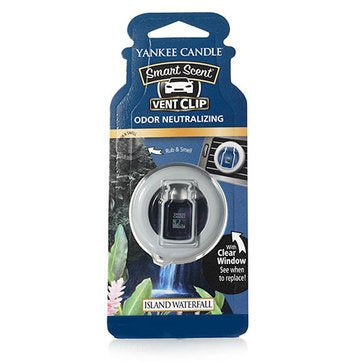 Island Waterfall Smart Scent Vent Clip