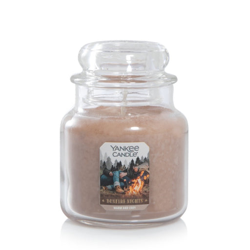 Warm & Cozy Small Jar Candle