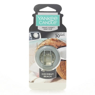 Coconut Beach Smart Scent Vent Clip