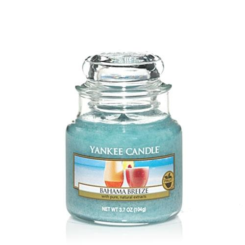 Bahama Breeze Small Jar Candle by Yankee Candle