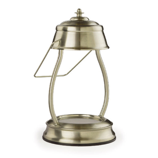 Hurricane Lantern Vintage Brass Candle Warmer