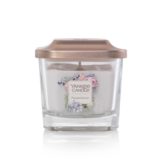 Passionflower Small 1-Wick Square Candle