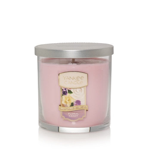 Floral Candy Small Tumbler Candle