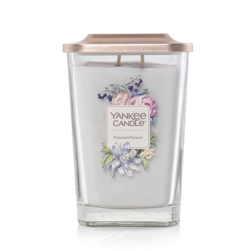 Passionflower Large 2-Wick Square Candle