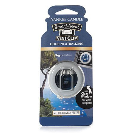 Mediterranean Breeze Smart Scent Vent Clip