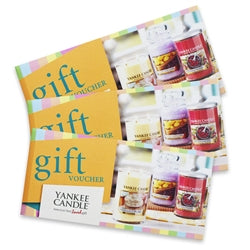 Gift Voucher (Bundle of 3)