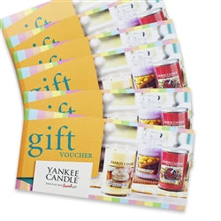 Gift Voucher (Bundle of 6)