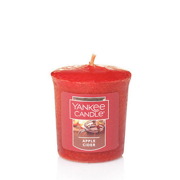 Apple Cider Samplers Votive Candles by Yankee Candle