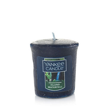 Island Waterfall Samplers Votive Candle