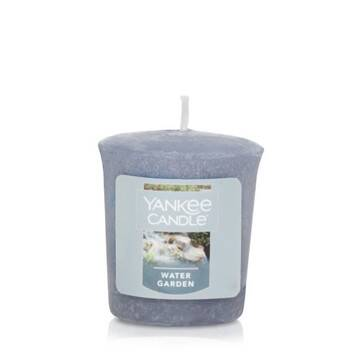 Water Garden Samplers Votive Candle