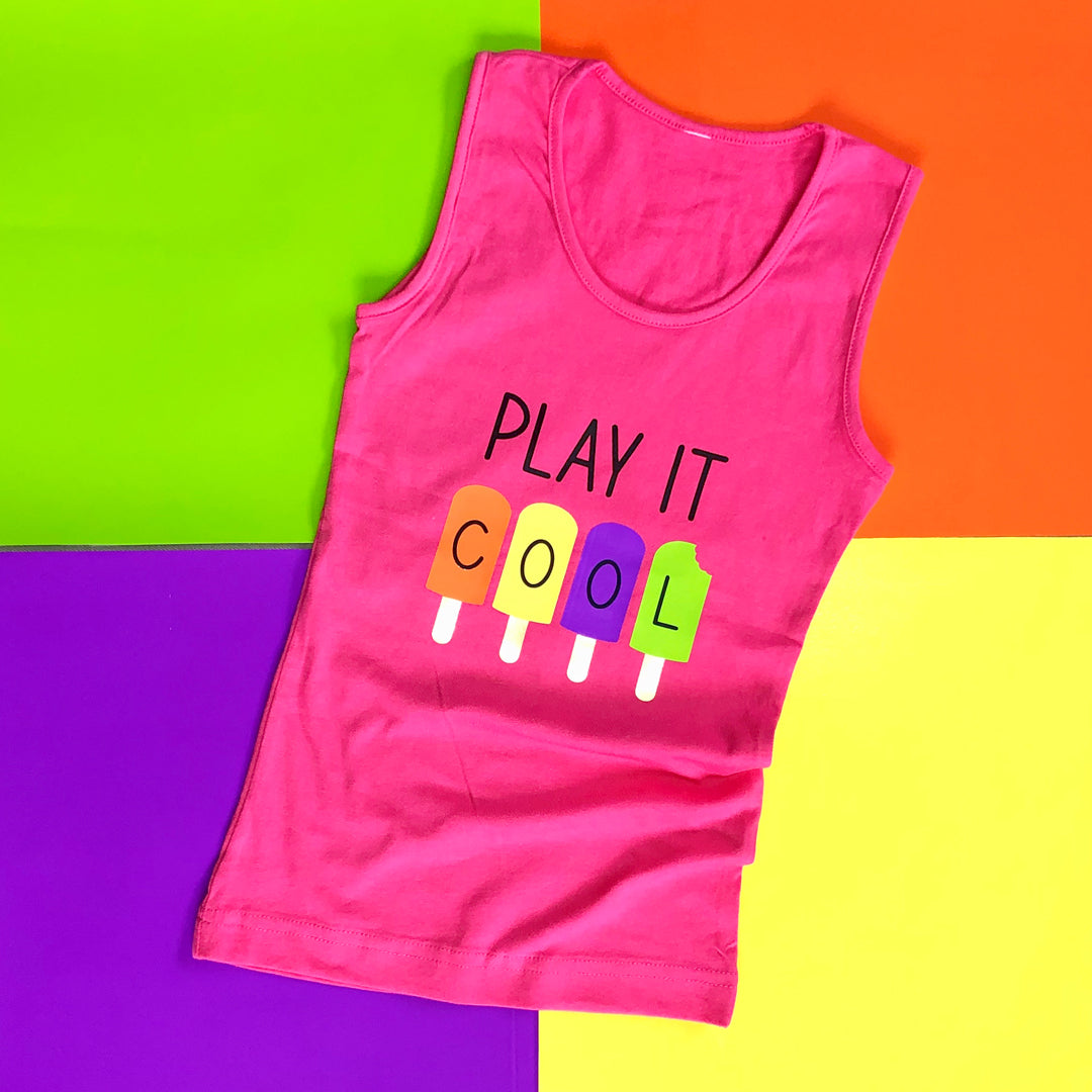 Play It Cool This Summer with a fun DIY Tank