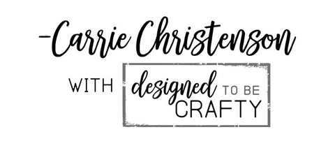 Craftey + Designed To Be Crafty