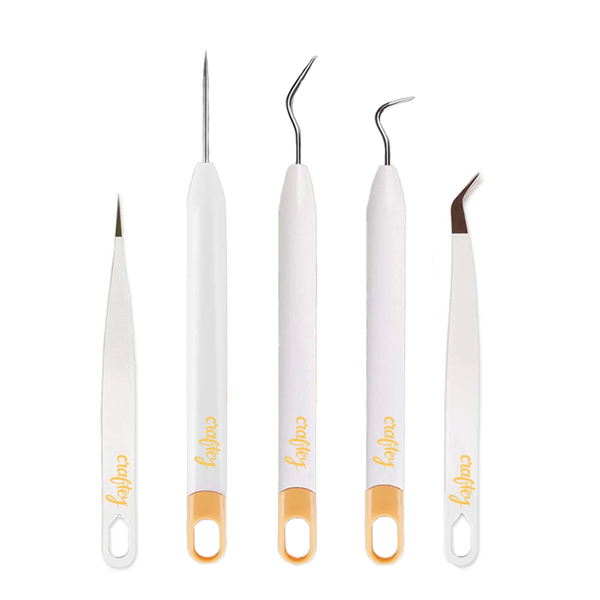 Craftey® Weeding Tool Set