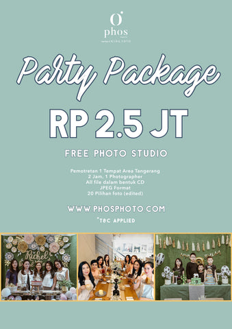 PROMO Party Package