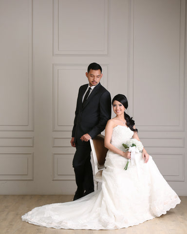 Paket Foto Prewedding Timeless Indoor B