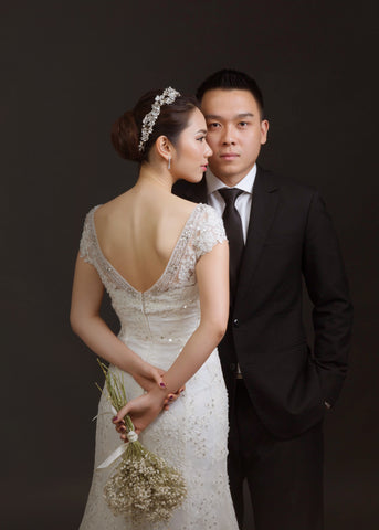 Paket Foto Prewedding Timeless Indoor A